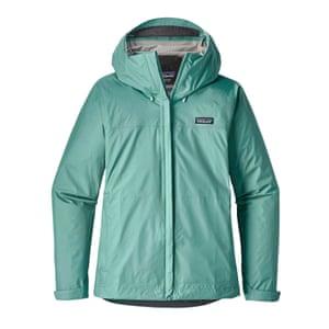 Women's torrentshell jacket, £110, Patagonia