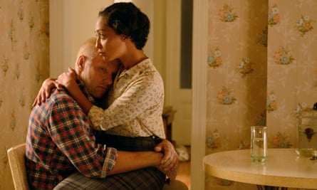Joel Edgerton and Ruth Negga in Loving.