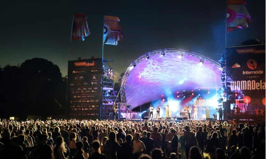 WOMADelaide will take place at the Botanic Park, Adelaide in South Australia, 2016.