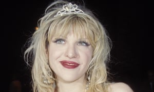'She is an exceptionally strong woman, a very strong character': Courtney Love.