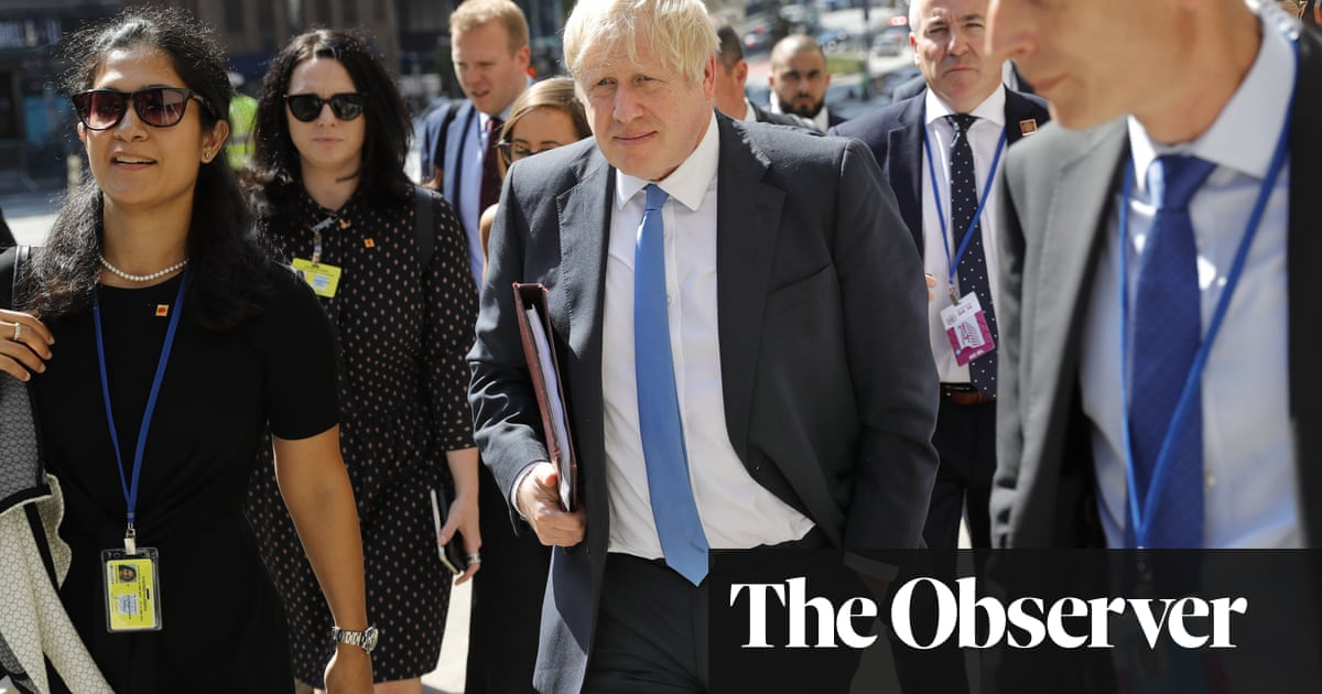 Brexit countdown: inside Boris Johnson's terrible week