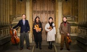 the Villiers Quartet