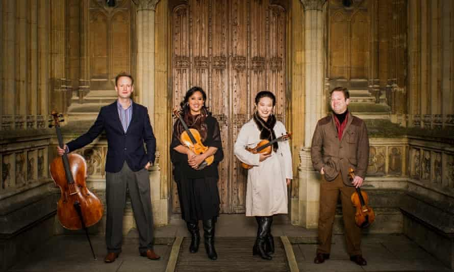 the Villiers Quartet