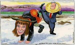 Steve Bell cartoon 11 May 2021