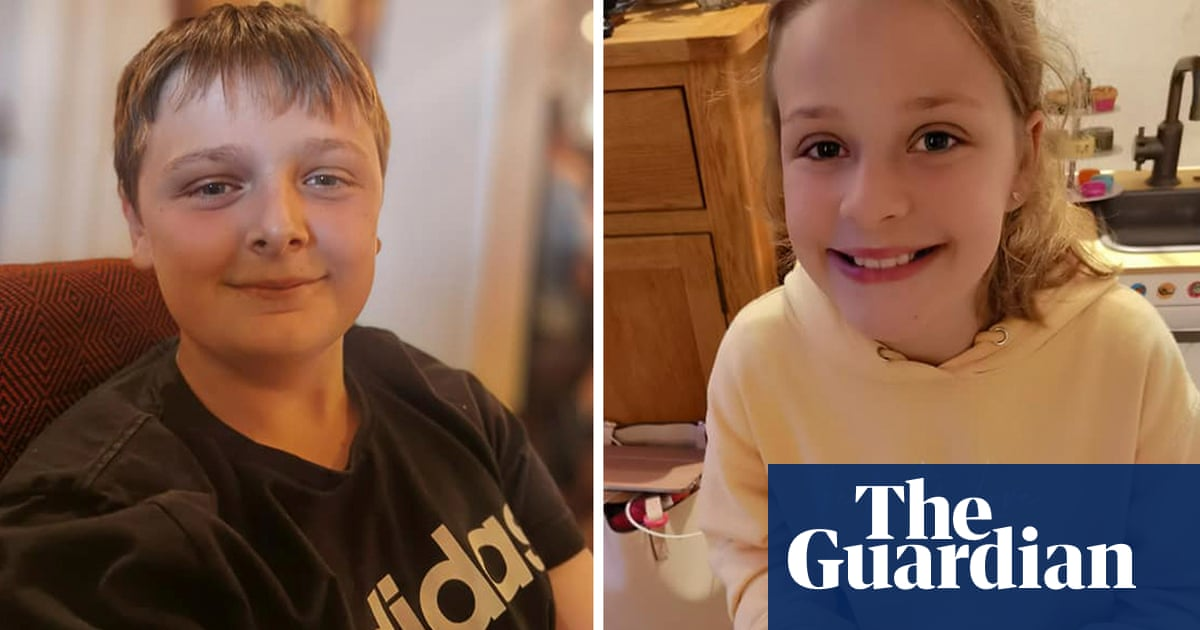 Woman and three children killed at house in Derbyshire