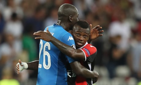 PSG accused of driving up Barcelona's fee for Nice midfielder Jean Seri