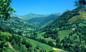 Cantal, France