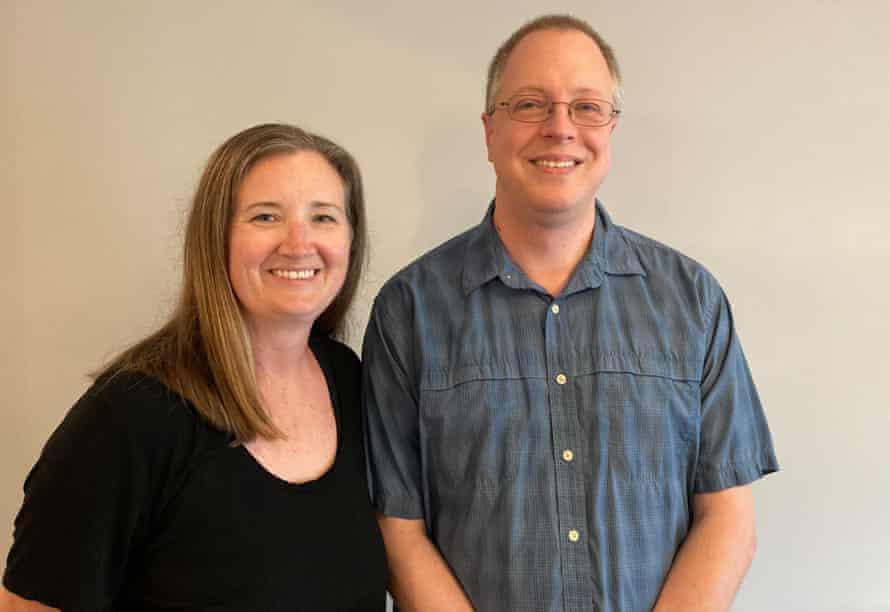Christa and Jeffrey White