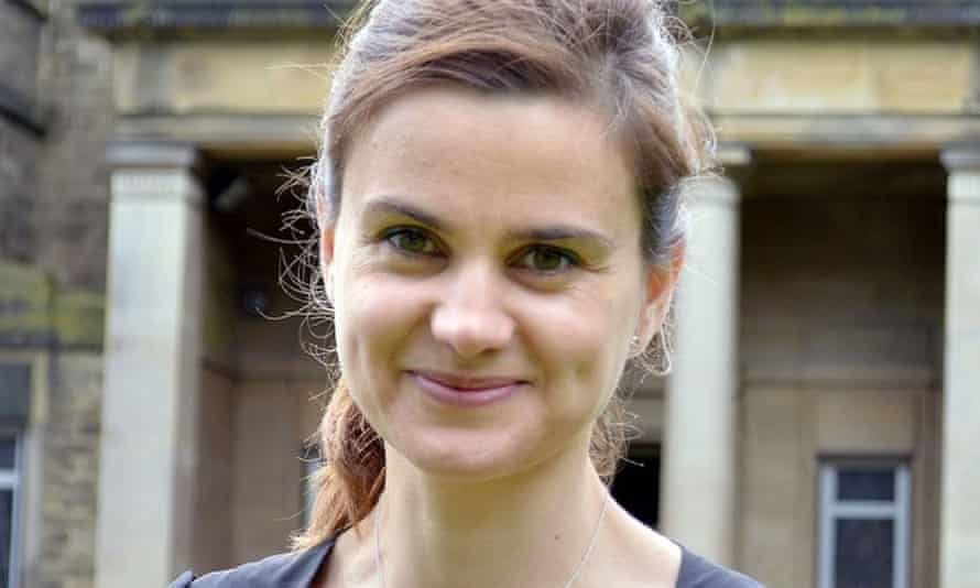 Jo Cox, who was attacked outside her constituency surgery in West Yorkshire on Thursday afternoon.