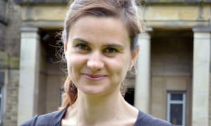 Jo Cox, Labour MP who was shot dead, UK - Jun 2016<br>Mandatory Credit: Photo by ddp USA/REX/Shutterstock (5733910c)