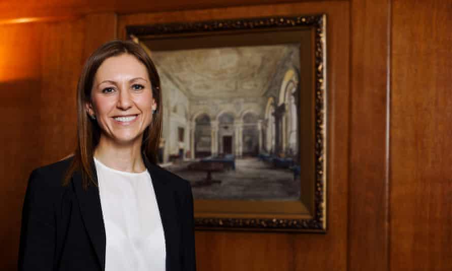 Silvana Tenreyro is one of the nine members of Threadneedle Street's monetary policy committee.