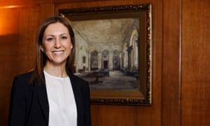 Bank Of England's Silvana Tenreyro.