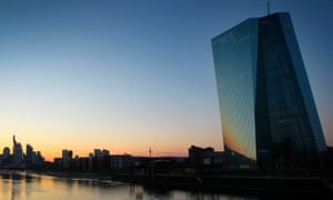 "The European Central Bank says eurozone banks will be given ""ample"" time to rebuild capital."