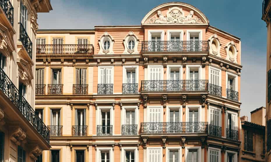 Maison Saint Louis, Marseille