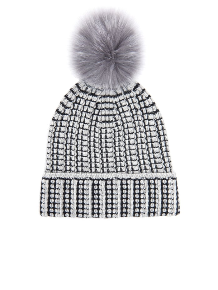 12beefe48f3 Why 2015 is the year of the pom-pom beanie