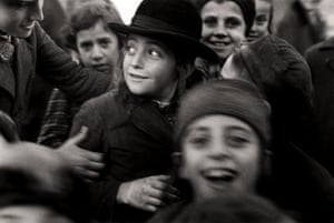 Jewish School Children, Mukacevo, c 1935–38.