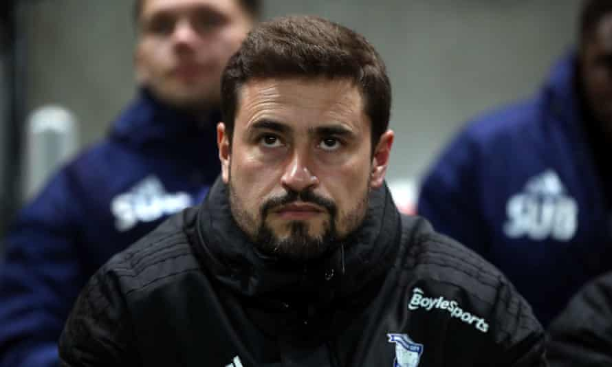 The Birmingham manager, Pep Clotet, is proud of how his club have operated during the coronavirus crisis.