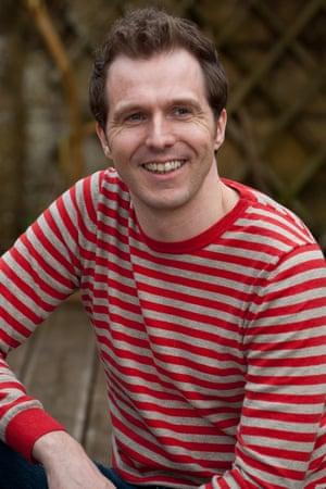 Christopher Edge, author