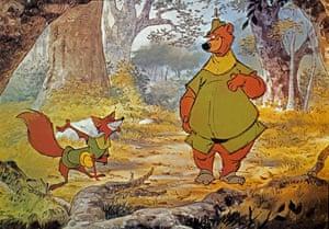 Disney's 1973 Robin Hood.