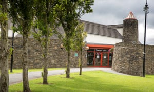 Siamsa Tíre National Folk Theatre in Ireland.