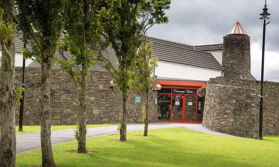 Siamsa Tíre National Folk Theatre in Ireland.