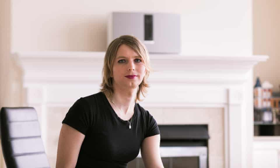 Chelsea Manning: 'I learned very quickly that my experience in prison has shaped my understanding of the world.'