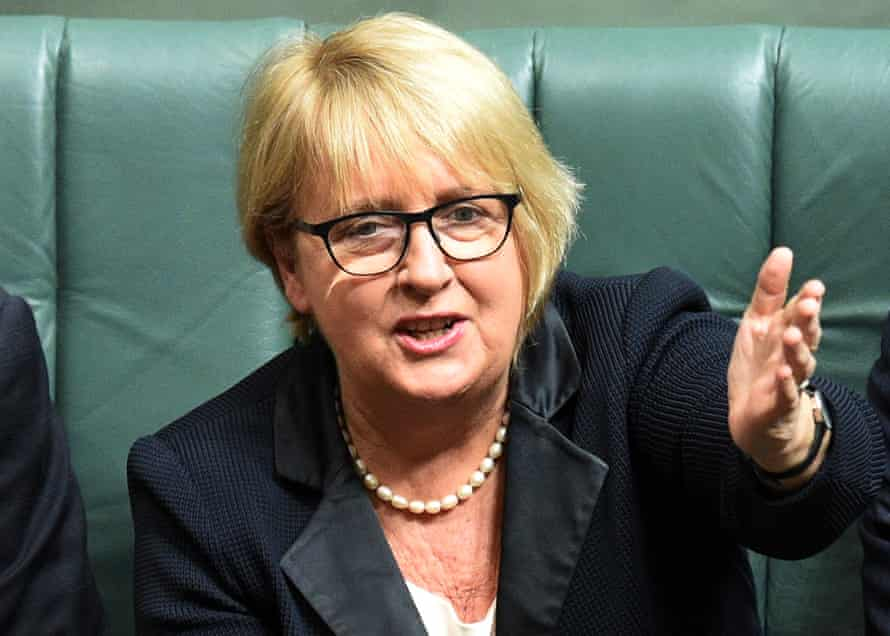 Jenny Macklin, the opposition spokeswoman for families, has emerged as a key influence on Bill Shorten