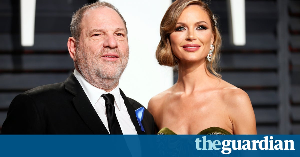 Harvey Weinstein allegations mount as wife condemns 'unforgivable actions'