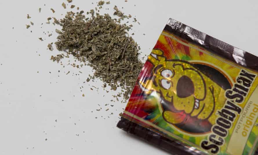 Scooby Snax synthetic marijuana