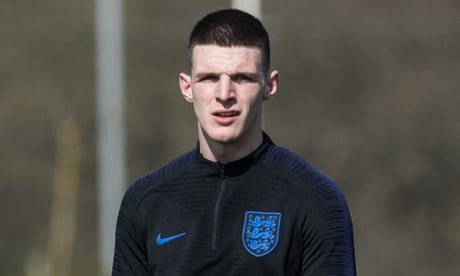 Declan Rice apologises over apparent support for IRA on social media