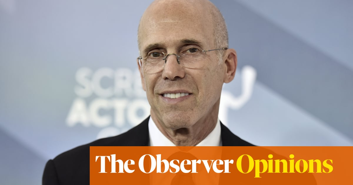 Jeffrey Katzenberg: why working from home was the death knell for Quibi | Rebecca Nicholson