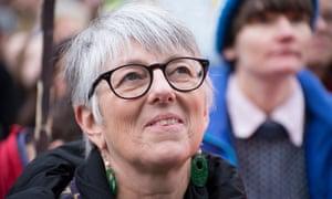 The Labour MEP Julie Ward
