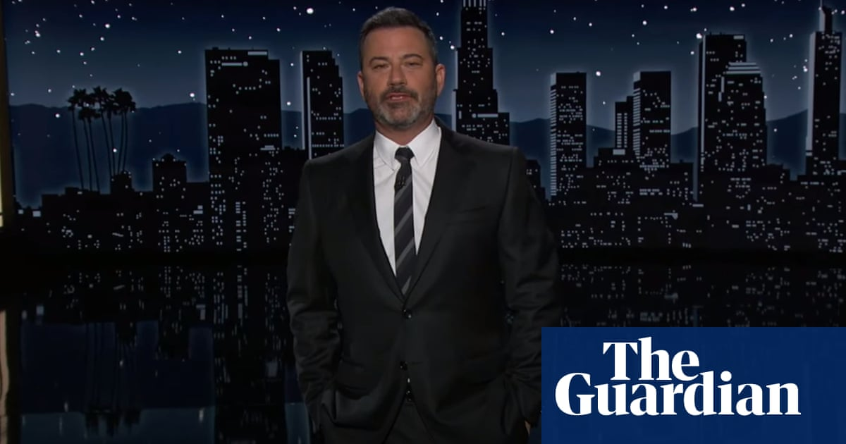 Jimmy Kimmel on the Facebook papers: 'Are we surprised by this?'