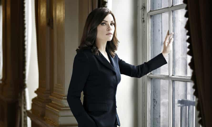Julianna Margulies as Alicia Florrick in The Good Wife