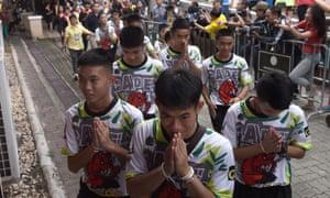 Netflix names directors of Thai cave rescue drama | News