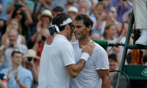 Roger Federer and Rafael Nadal, who faced each other in their Wimbledon semi-final, have rejoined the ATP players' council.
