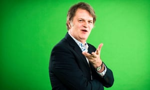 Paul Merton: a selection of 'unusual and hilarious' tales