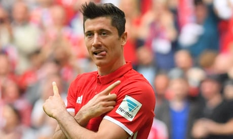Bayern Munich warn off Robert Lewandowski bids by issuing Fifa threat