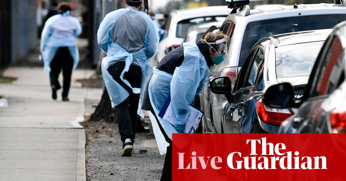 Australia Covid live update: SA braces for more cases; Sydney outbreak moves west