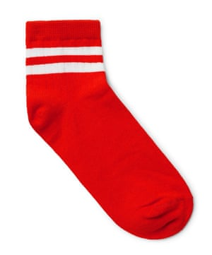 Wear sporting stripesOft underrated, a colour-pop sock is easiest way to add cheer to your January. Wear with everything from sandals to trainers. Socks, Weekday.com, £2.