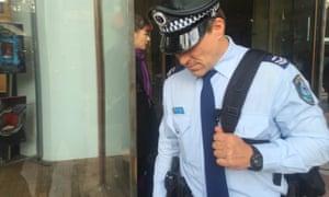 New South Wales police senior constable John Wasko.