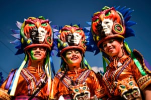 The event is a celebration of native Andean and Hispanic traditions