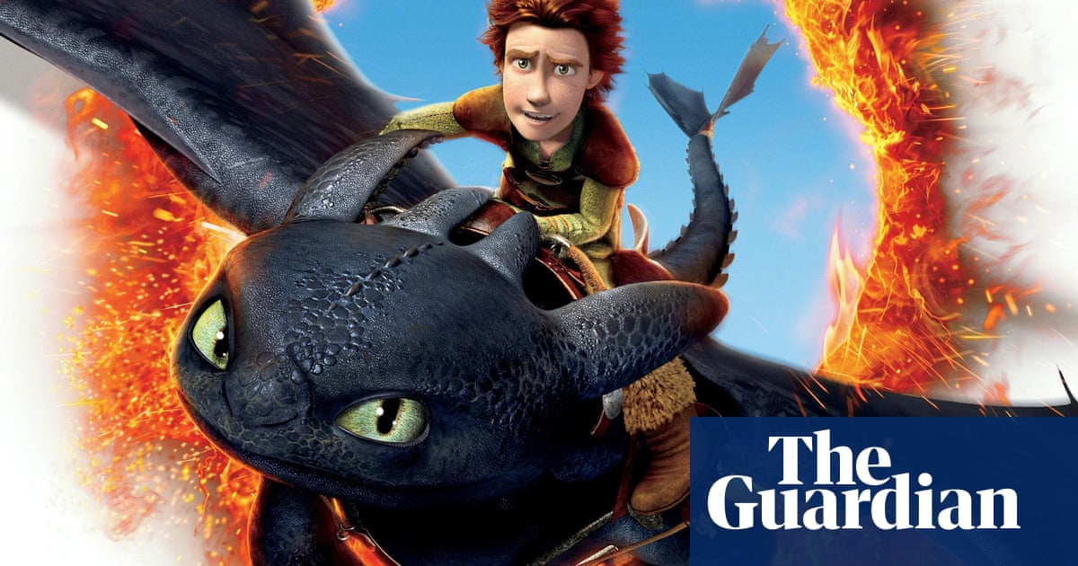 Top 10 dragons in fiction | Children's books | The Guardian