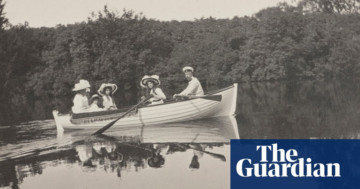 Family albums reveal life, health and bloody end of the Romanovs | Art and design | The Guardian
