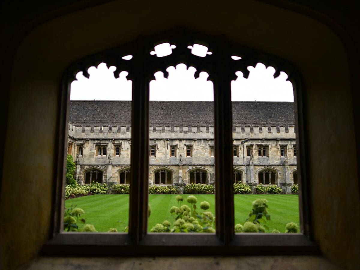 Oxford University Releases Sample Interview Questions Education The Guardian