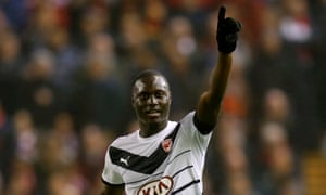 Henri Saivet has joined Newcastle United from Bordeaux for an estimated fee of around £5m.