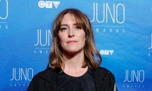 Feist at the 2017 Juno Awards in Ottawa.