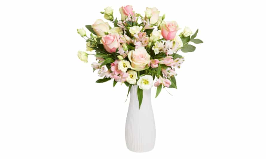 Lizzie bouquet, £26bloomandwild.com