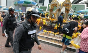 Thailand blasts: more devices found as authorities blame sole mastermind
