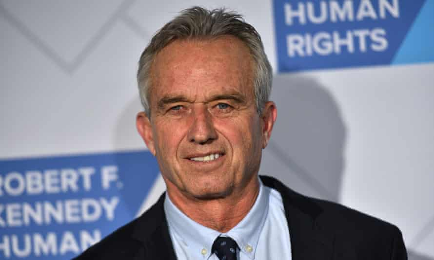 Robert F Kennedy Jr has been criticized by members of his family for spreading false information about vaccines.